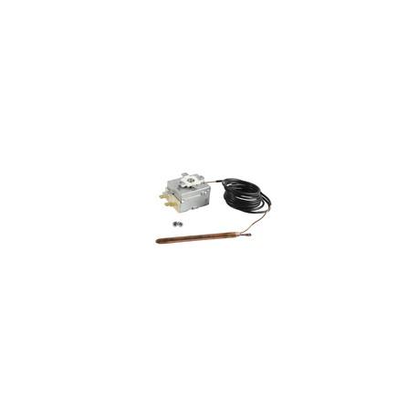 Curva plana para canaleta 60x80 blanco crema 9001