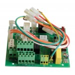 Caja y tarjeta electronica
