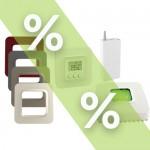 Promoción termostato y domotica